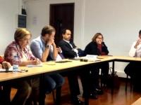 Secretariado do PS Lisboa reúne com Deputados Municipais