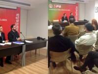 Duarte Cordeiro reúne com militantes socialistas da CML