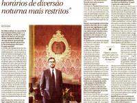 Duarte Cordeiro em entrevista